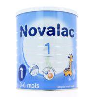 Novalac 1 Lait En Poudre 1er âge B/800g à Tours