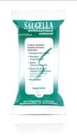 Saugella Antiseptique Lingette Hygiène Intime Paquet/15 à Tours