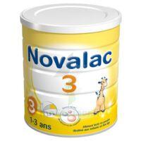 Novalac 3 Lait De Croissance B/800g à Tours