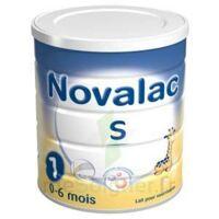 Novalac S 1 Lait En Poudre Satiétant 1er âge B/800g à Tours