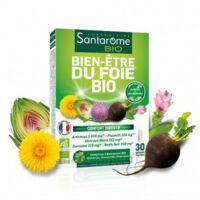 Santarome Bio Gélules Bien-être Du Foie B/30 à Tours