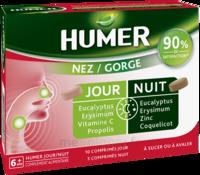 Humer Nez/gorge Jour&nuit 15 Comprimés à Tours