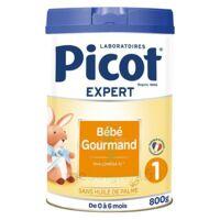 Picot Bébé Gourmand 1 Lait En Poudre B/800g à Tours