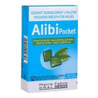 Pierre Fabre Oral Care Alibi Pocket 12 Pastilles à Tours