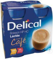 Delical Boisson Lactee Hp Hc, 200 Ml X 4 à Tours