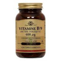 Solgar Vitamine B9 (acide Folique) 400 µg Tablets à Tours