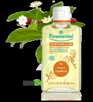 Puressentiel Articulations & Muscles Huile De Massage Bio** Effort Musculaire - Arnica - Gaulthérie - 200 Ml à Tours
