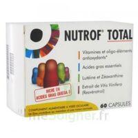 Nutrof Total Caps Visée Oculaire B/60 à Tours