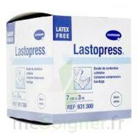 Lastopress® Bande De Compression Cohésive 7 Cm X 3 Mètres - Coloris Blanc à Tours