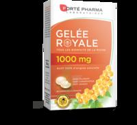 Forte Pharma Gelée Royale 1000 Mg Comprimé à Croquer B/20 à Tours