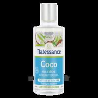 Natessance Huile Coco Bio 100% Pure 100ml à Tours