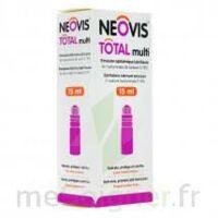 Neovis Total Multi S Ophtalmique Lubrifiante Pour Instillation Oculaire Fl/15ml à Tours