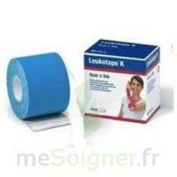 Leukotape K Sparadrap Bleu 5cmx5m à Tours