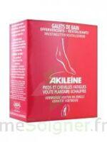 Akileïne Soins Rouges Galet De Bain Revitalisant 6x20g à Tours