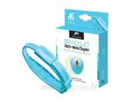 Pharmavoyage Bracelet Répulsif Origine Végétale Anti-moustique Bleu à Tours