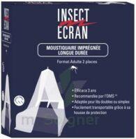 Insect Ecran Moustiquaire Imprégnée 2 Places Adulte à Tours