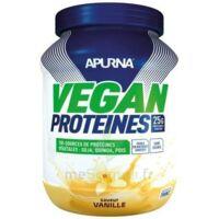 Apurna Vegan Proteines Poudre Vanille B/660g à Tours