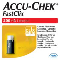 Accu-chek Fastclix Lancettes B/204 à Tours