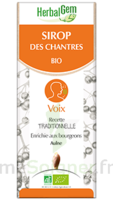 Herbalgem Sirop Bio Des Chantres 150ml à Tours