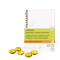 Oléocaps 3 Caps Confort Digestif Bio B/30 à Tours