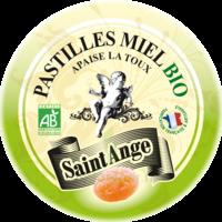 Saint-ange Bio Pastilles Miel Boite Métal/50g à Tours