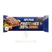 Apurna Barre Hyperprotéinée Crunchy Chocolat Noisette 45g à Tours