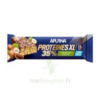 Apurna Barre Hyperprotéinée Xl Crunchy Noisette 80g à Tours
