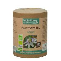 Nat&form Eco Responsable Passiflore Bio Gélules B/200 à Tours