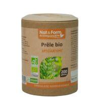 Nat&form Eco Responsable Prêle Bio Gélules B/200 à Tours
