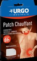 Patch Chauffant Decontractant Urgo X 2 à Tours