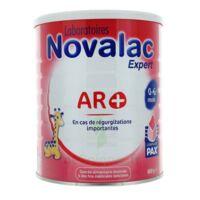 Novalac Expert Ar + 0-6 Mois Lait En Poudre B/800g à Tours