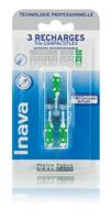 Inava Brossettes Recharges Vert Iso 6 2,2mm à Tours
