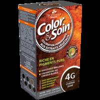Color&soin Kit Coloration Permanente 4g Châtain Doré à Tours