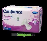 Confiance Lady Protection Anatomique Incontinence 4.5 Gouttes Sachet/14 à Tours